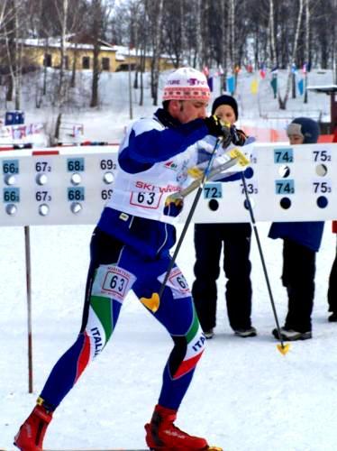Mauro Simoni in Russia
