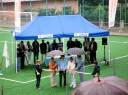 Inaugurazione campo Sportivo di Tonadico