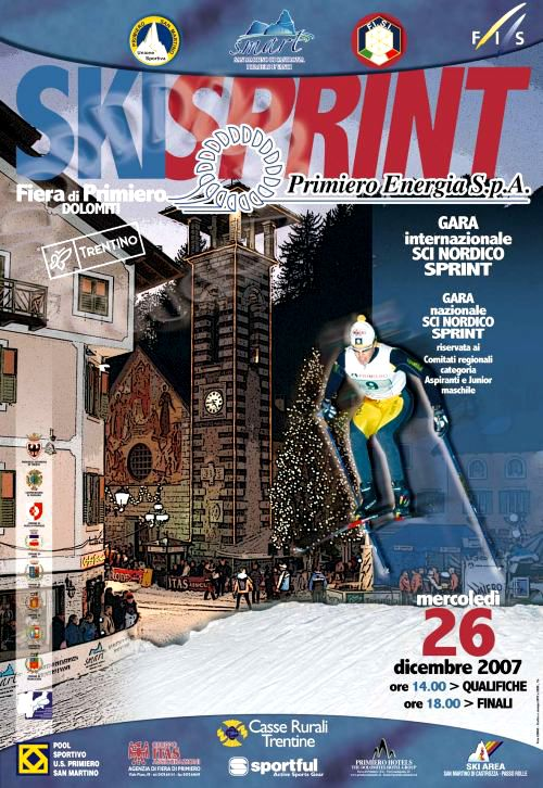 Manifesto Ski Sprint 2007