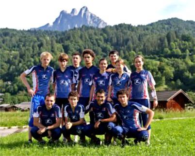 Squadra francese a Tonadico