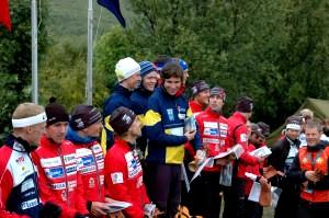 Gli jnior del Frol Il sul podio dei campionati norvegesi elite!