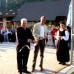 Inaugurazione Campo Imer foto