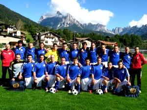 Squadra 2010-11 Mezzano