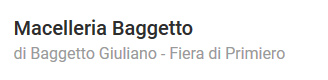 M Bagetto