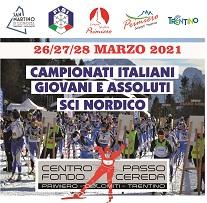 Campionati Italiani Giovani e Assoluti Sci Nordico