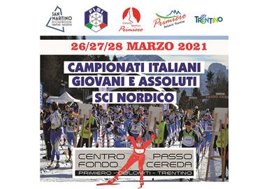 Campionato Italiano Sci Nordico 2021